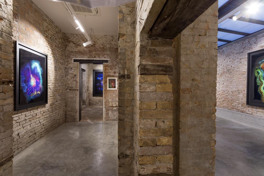 Via Garibaldi 1814 Art Space - Marialuisa Tadei work of art - www.marialuisatadei.it