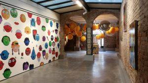 Il Giardino Bianco Art Space - Was Here - Shen Jingdong