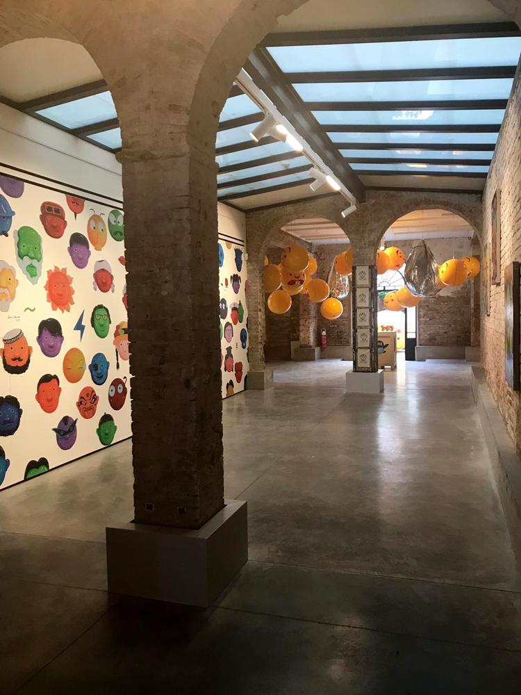 Il Giardino Bianco Art Space - Was Here